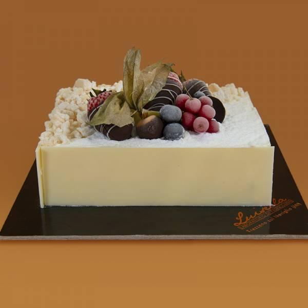 Torta chantilly moderna