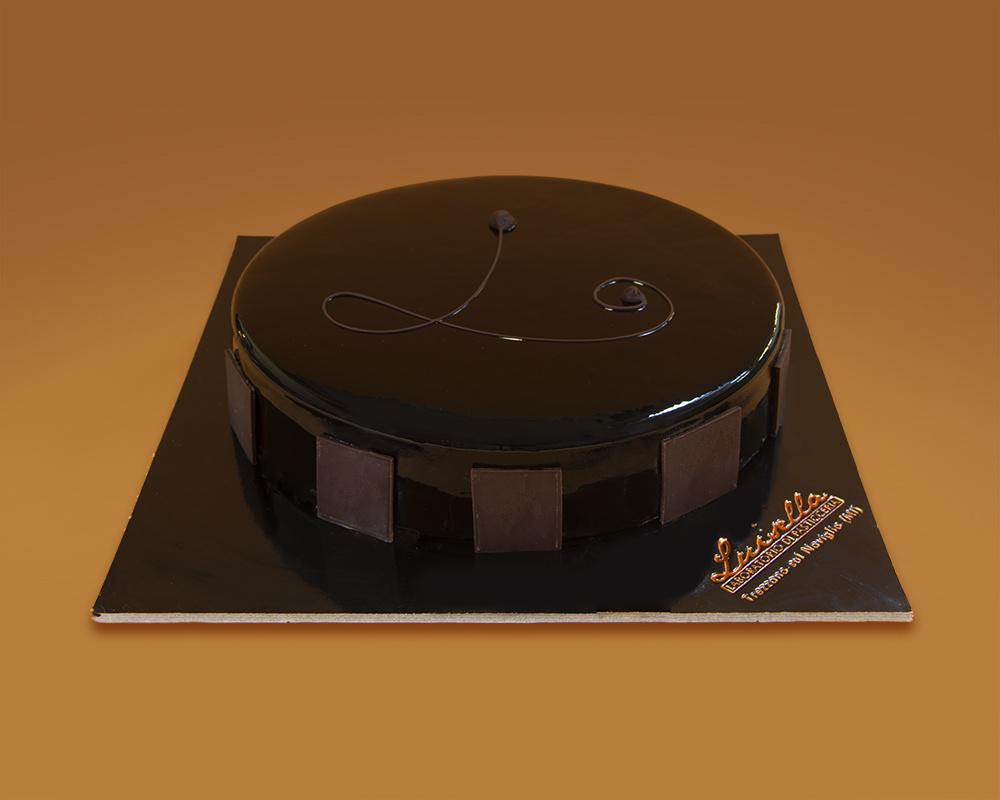 Torta Lei - Bavarese